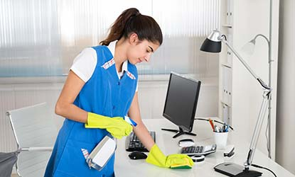 Contract cleaners for hire in Bromley